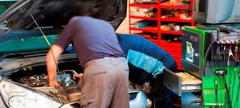 Reparación de coches en Huesca
