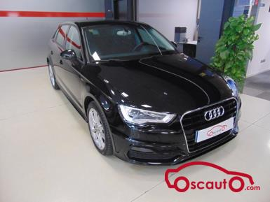 AUDI A3 Sportback 1.6 TDI 110 clean S-tronic Atracted
