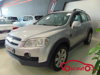 CHEVROLET Captiva 2.0 7 plazas