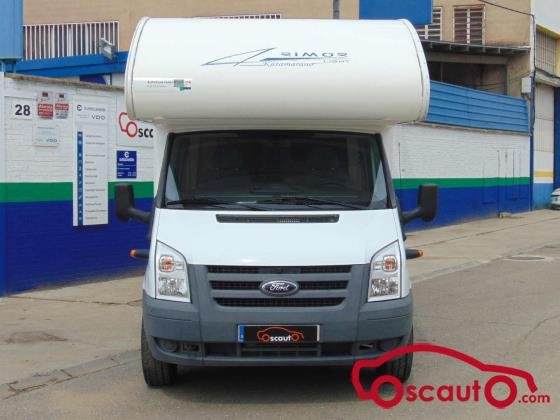 RIMOR KATAMARANO LIGHT Ford Transit FT 140 cv