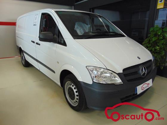 MERCEDES-BENZ Vito 110 CDI Larga