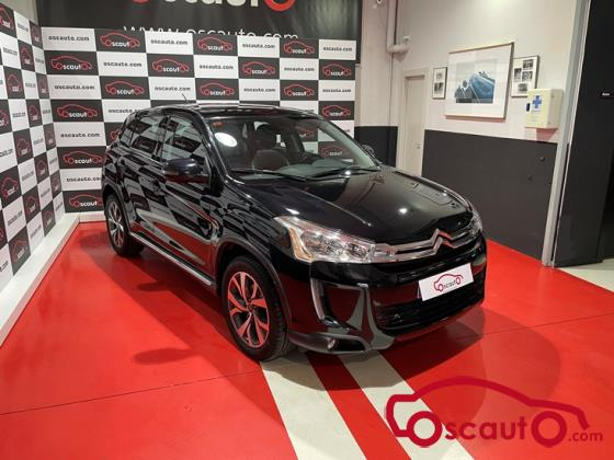 CITROEN C4 Aircross 1.6 HDI 115cv EXCLUSIVE DIESEL