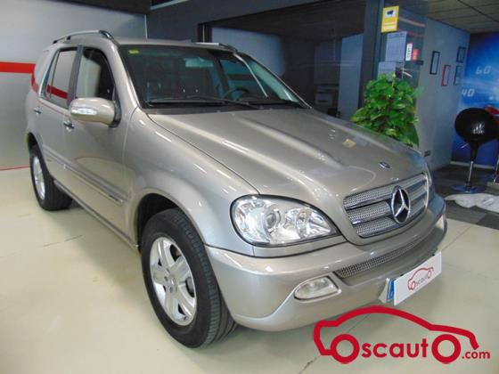 MERCEDES-BENZ ML  270 CDI Auto