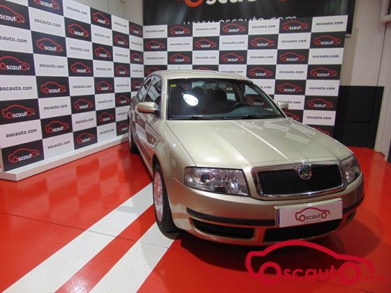 SKODA Superb 2.0 TDI DPF