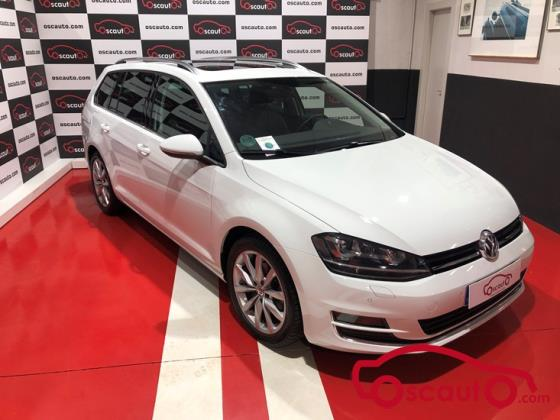 VOLKSWAGEN GOLF ADVANCE 1.6 TDI VARIANT  DIESEL